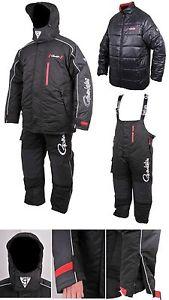 Angelsport Gamakatsu Thermal Suits Black Größe L Bekleidung